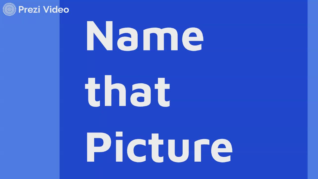Name That Picture (Pictures form Savvas Realize) by ...