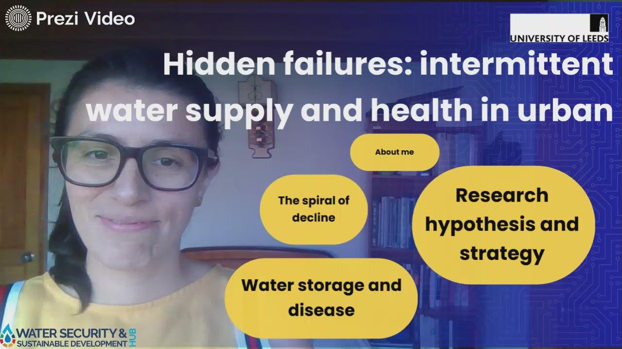 Health impacts of IWS in LMICs by Angela Bayona Valderrama on Prezi Video